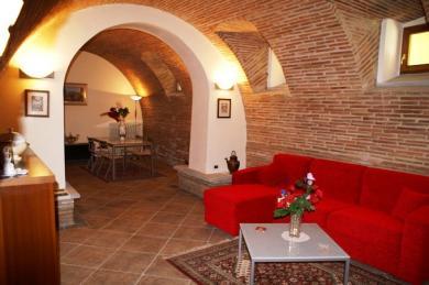 Villa La Terrazza in Castelsecco Arezzo